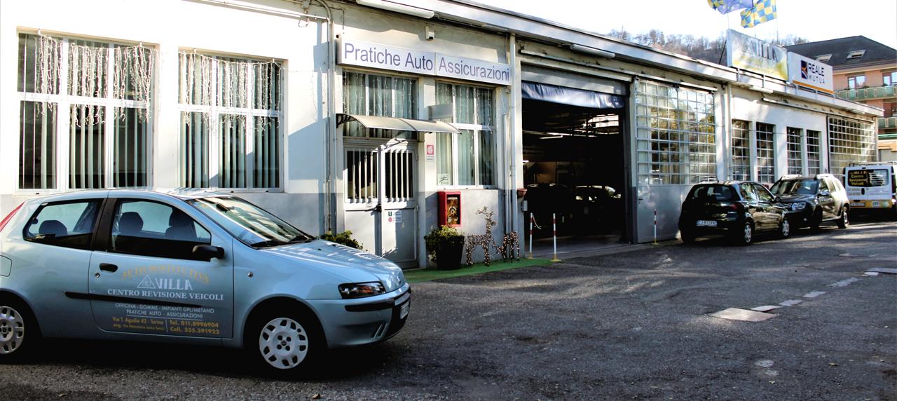 Villa servizi Pratiche Auto